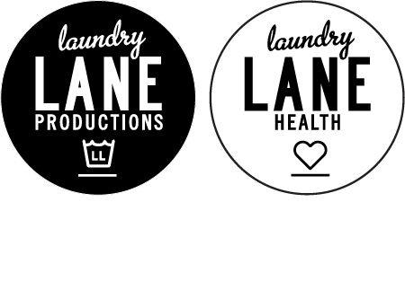 laundry lane Laundry lane productions video production company Sydney logo