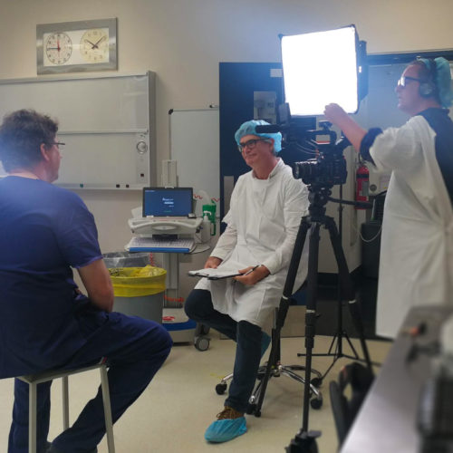 Interview with health video production company sydney
