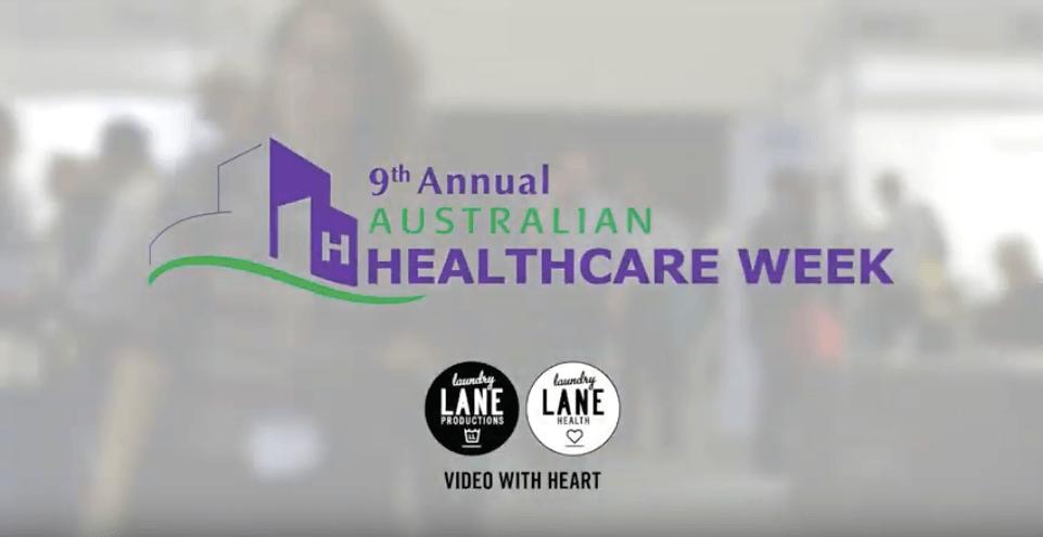 healthcare focus video production sydney